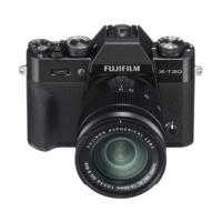 Fujifilm X-T20 Siyah + XC 16-50mm F3.5-5.6 OIS II Siyah Kit