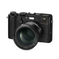 Fujifilm X100F Siyah + TCL-X100 II ( Tele Converter ) Siyah Kit