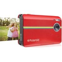 Polaroid Z2300 Anında Baskı Instant Dijital Fotoğraf Makinesi Kırmızı