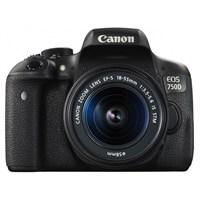 Canon Eos 750D 18-55Mm Stm Fotoğraf Makinesi (İthalatçı Garantili)