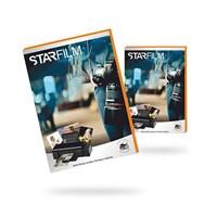 Star Film Toptan 60 Paket 1 Koli (1200 Adet) A4 Yapışkanlı Fotoğraf Kağıdı 150Gr Ultra (1 Paket=20 Sayfa)