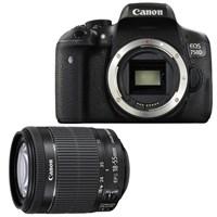 Canon Eos 750D 18-55Mm Is Stm Dslr Fotoğraf Makinesi (İthalatçı Garantili)