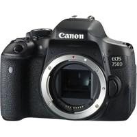 Canon Eos 750D Body Dslr Fotoğraf Makinesi (İthalatçı Garantili)