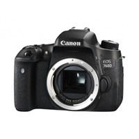Canon Eos 760D Body Dslr Fotoğraf Makinesi (İthalatçı Garantili)