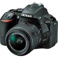 Nikon D5500 18-55Mm Vr 2 Kit Slr Dijital Fotoğraf Makinesi (İthalatçı Garantili)