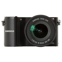 Samsung NX200 18-55mm 20 MP 3.0'' DSLR Dijital Fotoğraf Makinesi (Full HD)