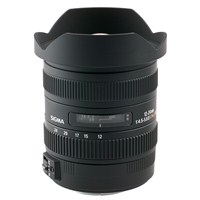 Sigma 12-24MM F/4.5-5.6 EX DG II HSM Objektif - Nikon Uyumlu