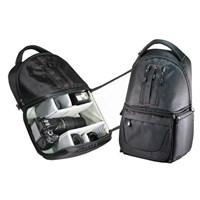 Emora Tm1202 Black Backpack (Seyahat Sırt Çantası)