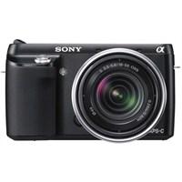 "Sony NEX-F3K 16.1MP 18-55mm Lens Kit 3"" LCD SLR Dijital Fotoğraf Makinesi (Full HD)"