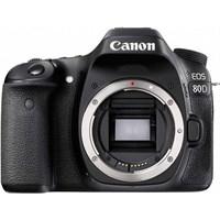 Canon 80D Body Dslr Fotoğraf Makinesi