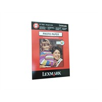 Lexmark Tam Parlak A4 Fotoğraf Kağıdı 190Gr 50 Adet