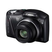 """Canon PowerShot SX150 IS 14.1MP 12X Optik 3.0"""" LCD HD Çekim Dijital Fotoğraf Makinesi ( Fotoğrafçılık Eğitim Hediye )"""