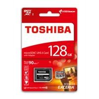 Toshıba 128Gb 90Mb/Sn Microsdxc™ Uhs-1 U3 Excerıa Thn-M302r1280ea