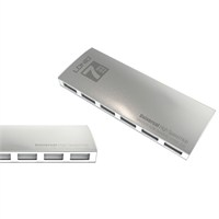 By Ldnıa Usb 2.0 7 Port Hub / Dl-H7
