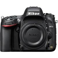 Nikon D610 Body + Çanta + 16 Gb Hafıza Kartı