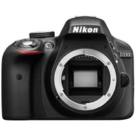 Nikon D3300 Body + Çanta + 16 Gb Hafıza Kartı