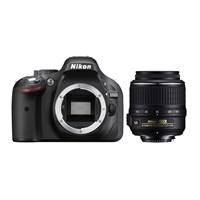 Nikon D5200 + 18-55 Vr + Çanta + 16 Gb Hafıza Kartı
