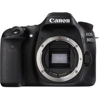 Canon Eos 80D Body + Çanta + 16 Gb Hafıza Kartı