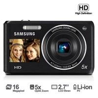 """Samsung DV100 16.1Mp 5x Optik 2.7"""" Dijital Fotoğraf Makinesi"""