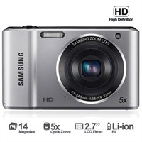 "Samsung ES90 14.2 MP 5x Optik 2.7"" LCD HD Video Dijital Fotoğraf Makinesi"