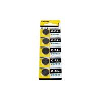 CFL CR2032 Lityum Para Pil 5 li Blister