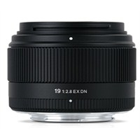 Sigma 19MM F/2.8 EX DN Micro Four Thirds Uyumlu