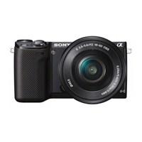 "Sony Nex-5RL SEL-A1650 Objektif Lens 16MP 3"" LCD Ekran Dijital Fotoğraf Makinesi (Full HD)"