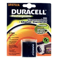 Duracell DR9702A Panasonic VW-VBG130 Kamera Pili