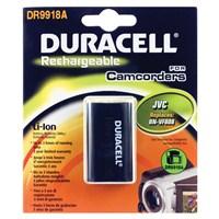 Duracell DR9918A JVC BN-VF808 Kamera Pili