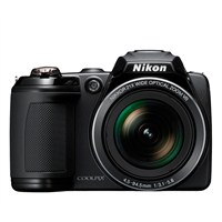 "Nikon Coolpix L310 14 MP 21X Optik Zoom 3"" LCD Ekran Dijital Fotoğraf Makinesi"