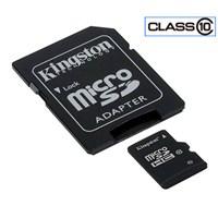 Kingston 32GB Class10 microSDHC Hafıza Kartı SDC10/32GB