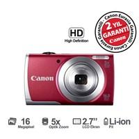 "Canon Powershot A2500 16 MP 5X Optik Zoom 2.7"" LCD Ekran Dijital Fotoğraf Makinesi"