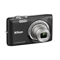 "Nikon Coolpix S2700 16 MP 6X Optik Zoom 2.7"" LCD Ekran Dijital Fotoğraf Makinesi"