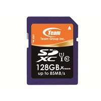Team xTreem 128GB SDXC 85-45MB/s Okuma/Yazma UHS-1 Class10 Flash Kart (TMSDXC128GU85)