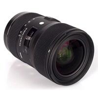Sigma 18-35mm F1.8 DC HSM Nikon Uyumlu