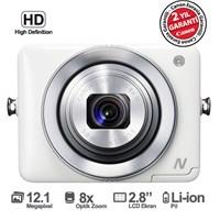 """Canon Powershot N 2,8"""" Dokunmatik Ekran 12,1 MP 8x Optik Zoom ( Wi-Fi )"""