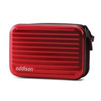 Addison 300236 Kırmızı Alüminyum Kamera Çantası