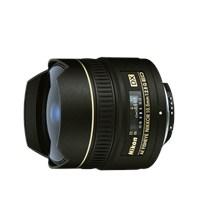 Nikon 10,5Mm F2,8 G Af Dx Fisheye Lens