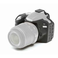 easyCover Silicon Case Nikon D3200 ECND3200B ( Siyah )