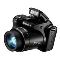 "Samsung WB110 20.2 MP 26X Optik Zoom 3"" LCD Ekran Dijital Fotoğraf Makinesi"