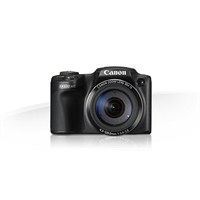 "Canon PowerShot SX510HS 12.1 MP 30X Optik Zoom 3,0"" LCD Dijital Fotoğraf Makinesi"