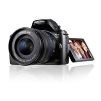 Samsung NX20 Wi-Fi Aynasız DSLR Fotoğraf Makinesi