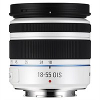 Samsung 18-55mm OIS Kit Objektif Beyaz EX-S1855CSW