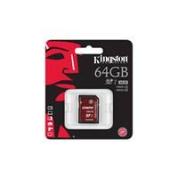 Kingston 64GB SDXC Class 10 UHS-I U3 Hafıza Kartı SDA3/64GB
