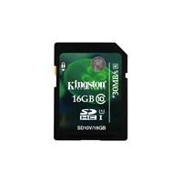 Kingston 16GB SDHC Class 10 UHS-I Hafıza Kartı SD10V/16GB