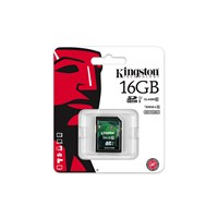 Kingston 16GB SDHC Class 10 UHS-I Hafıza Kartı SD10V/16GB