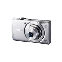 "Canon Powershot A2600 16MP 5x Optik Zoom 3"" LCD Ekran Dijital Fotoğraf Makinesi"