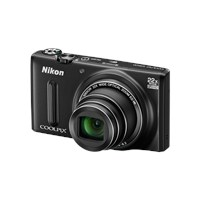 "Nikon Coolpix S9600 16MP 3"" LCD Ekran 22x Optik Zoom Dijital Fotoğraf Makinesi"