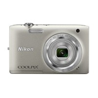 "Nikon Coolpix S2800 20 MP 5x Optik Zoom 2.7"" LCD Ekran dijital Fotoğraf Makinesi"