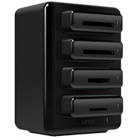 Lexar Professional Workflow HR1 USB Hub Kart Okuyucu LRWHR1RBEU